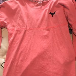 Tops - Pink PINK long sleeve shirt